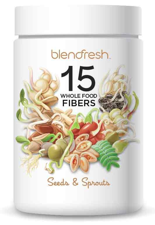 Fiber: Seeds and Sprouts