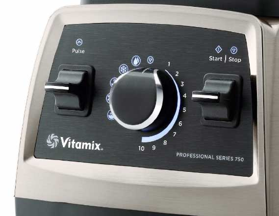 we are partnered directly with vitamix - Vitamix 750