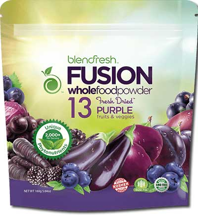 Purple Fruits & Veggies